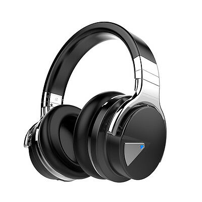 COWIN E7 Active Noise Cancelling Bluetooth Headphones Wireless Over Ear Stereo