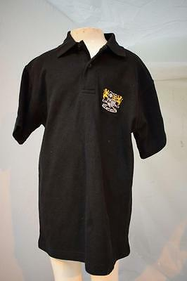 Boys Hull FC Rugby League Polo Shirt Age 11-13 Years  Lot HFC4