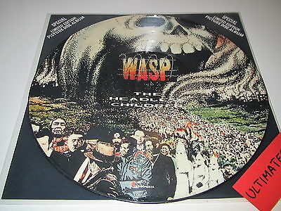 WASP  W.A.S.P.  - The Headless Children Picture LP
