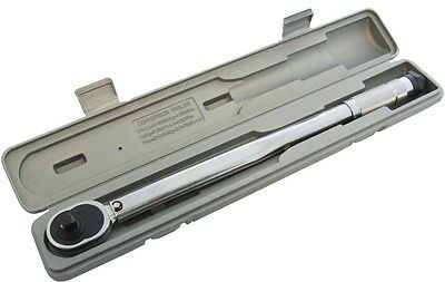"Brand New AM-TECH 1/2""DR.Micrometer Adjustable Torque Wrench"