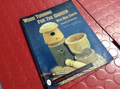 Woodturning For The Garden Mike Cripps Woodturning Wood Lathe