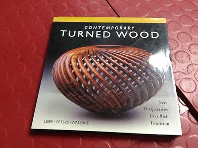 Contemporary Turned Wood Leier Peters Wallace Woodturning Wood Lathe