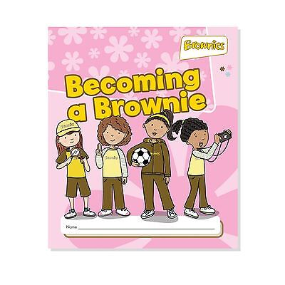 Becoming a Brownie Guiding Book