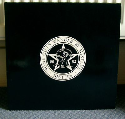 The Sisters Of Mercy - Some Girls Wander - 80 - 83 Double Vinyl Gatefold