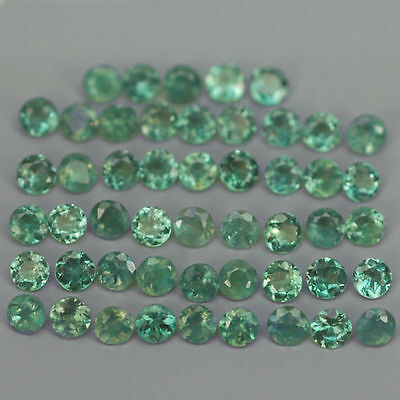 Gorgeous Luster Natural Color Change Alexandrite 1.8Mm Loose Gemstone