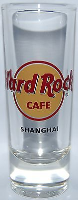 Hard Rock Cafe SHANGHAI 2016 Classic Logo Shot Glass
