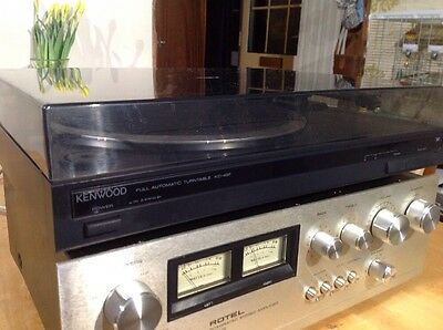 Kenwood KD-49F , Good Clean Deck , See List For Details ,