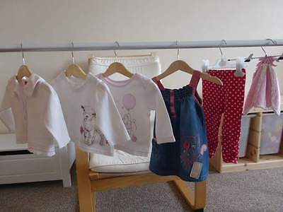 Baby girl clothes bundle 3-6months