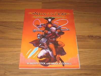 Numenera Character Options 2 Sourcebook Monte Cook Games 2016 New Neu