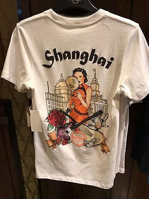 Hard Rock Cafe SHANGHAI 2016 City T-Shirt Size XL