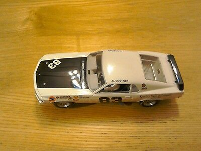 scalextric ford Mustang classic collection