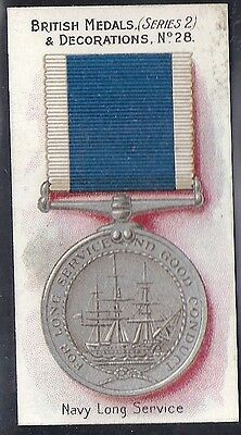 Taddy-British Medals & Decorations (Steel Back)-#28- Quality Card!!!