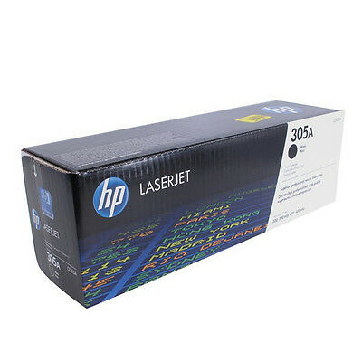 HP Laserjet Toner 305A CE410A In Black