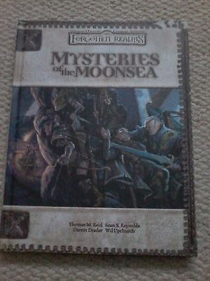 Mysteries of the Moonsea - Reid, Reynolds, Drader & Upchurch   Forgotten Realms