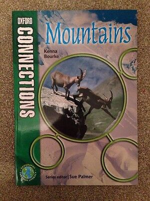 Mountains Information Book