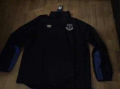 everton shower jacket XXL