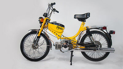 Original 1978 JCPenney Pinto Puch moped 50cc rebuild vintage 2stroke performance