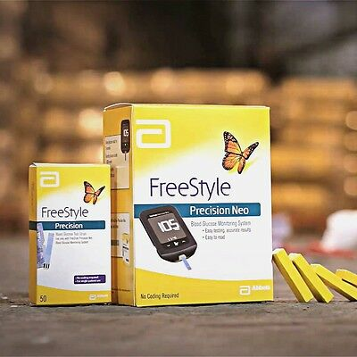 Freestyle Precision Neo Blood Glucose and Ketone Monitoring System MG/DL
