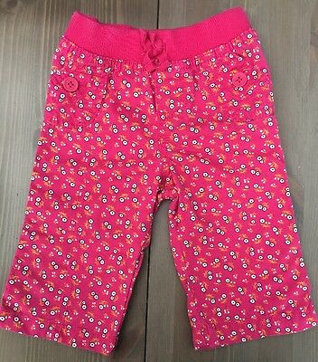 Toddler Girl Age 6 Months - OshKosh Girl - Trousers - Pink