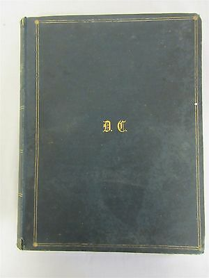 Large Bound Collection of Victorian Sheet Music for the Piano Dated 1880's