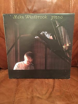 Mike Westbrook LP Album Piano Vinyl Record By Original Records