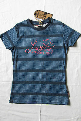 Lee Cooper Girls Top New With Tags Age 9-10