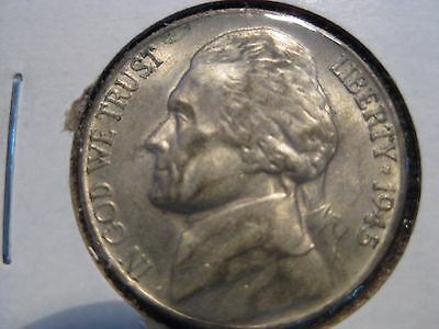 ****1945 P/P  Jefferson Nickel  XF  (Extremely Fine)  RPM # 18 (or a new one)***