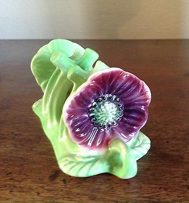 Shorter And Son Anemone Flower Toast Rack Lovely Condition