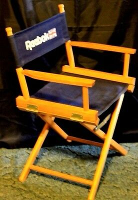 Vintage Director Chair By Reebok-Standard Height- Condition Shows No Abuse