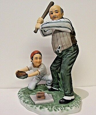 Norman Rockwell Batter Up Style 8096 (RW-6)