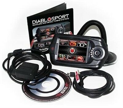 DiabloSport Trinity Tuner/Programmer with Touch Screen Gauge Monitor T-1000