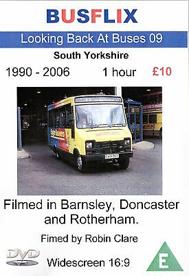 Looking Back at Buses 09 South Yorkshire 1990 - 2006