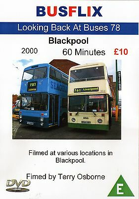 Looking Back at Buses 78 Blackpool 2000 60 minutes