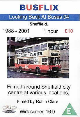 Looking Back at Buses 04 Sheffield 1988 - 2001