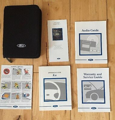 Ford KA Owners Guide Year 2000