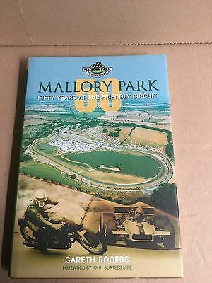 Mallory Park: 50 Years at the Friendly Circuit by Gareth Rogers (Hardback, 2006)