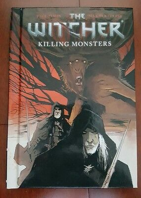 The Witcher: Killing Monsters !Limited Edition! Hardcover Comic Dark Horse