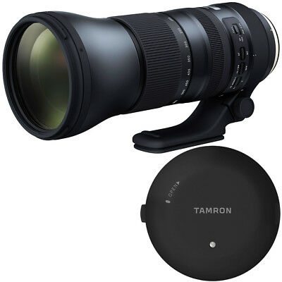 Tamron SP 150-600mm F/5-6.3 Di VC USD G2 Zoom Lens for Canon + TAP-In Console