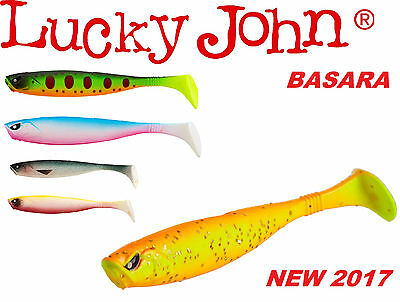 Lucky John Basara Scented Lure Predator Tackle Soft Lures Jig Heads Crankbaits D