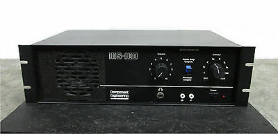 Componenet Engineering MS-100 Booth Monitor Amplifier Amp Rack Mount MS 100