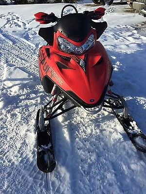2009 Polaris Assault RMK 800, absolutely mint, lady driven