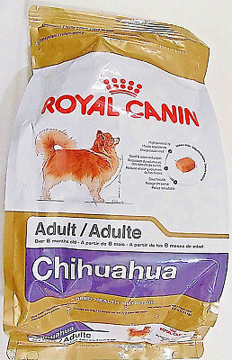 Royal Canin Breed Health Nutrition Chihuahua Adult dry dog food 2.5lbs.