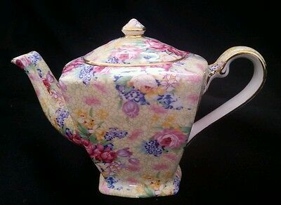 Royal Winton Welbeck Grimwades Teapot for one - MINT