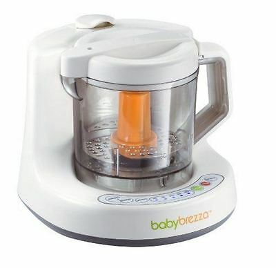 Baby Brezza One Step Baby Food Maker White/Grey (FREE SHIPPING!!)