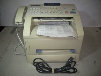 Brother Intellifax 4750e Fax4750e Printer Fax Copier All-In-One with Toner
