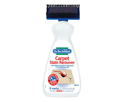 Dr. Beckmann's Carpet Stain Remover 650mL