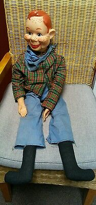 Vintage Howdy Doody Ventriloquist Doll
