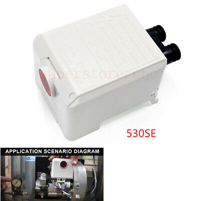 530SE Control Box Compatible for Riello 40G Oil Burner Controller Electric Eye N