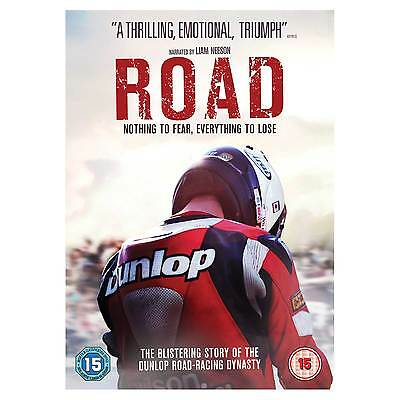 Duke Road Movie BluRay DVD / BlueRay - Dunlop Brothers / Isle of Man TT