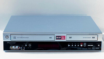 Pioneer DVR-RT501-S - DVD recorder and VHS recorder VCR Combo